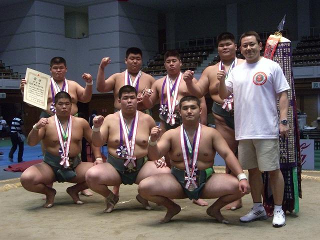 2011年度 北東北(青森県)インターハイ 団体準優勝