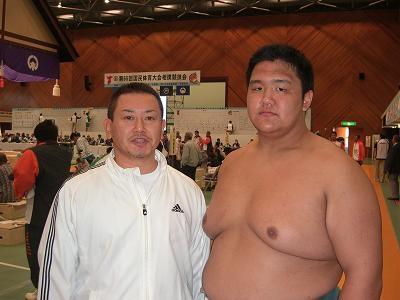 2010年度 高校横綱 中村大輝くん