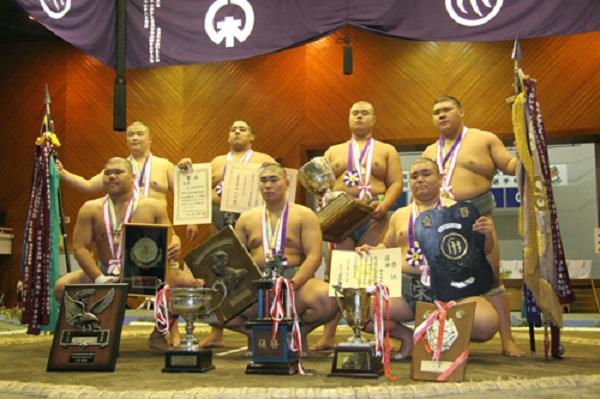 2005年度 千葉インターハイ 団体優勝(2年連続 5回目)