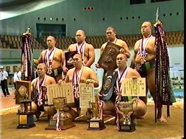 2006年度 近畿(和歌山県)インターハイ 団体優勝(3年連続 6回目)