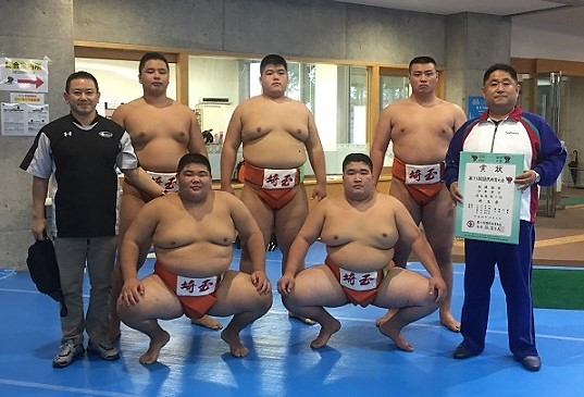 H28年度 いわて国体 優勝(埼玉栄単独チーム)